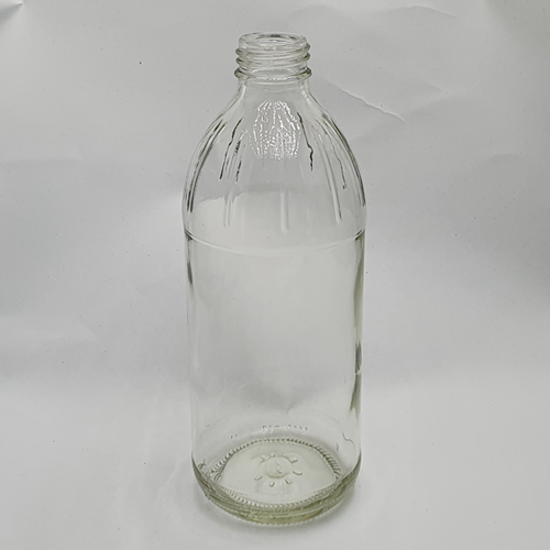 Botol kaca apel 550 ML