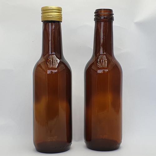 Botol kaca proman 250 ML