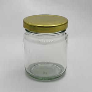 Glass bottle small jar 250 ML